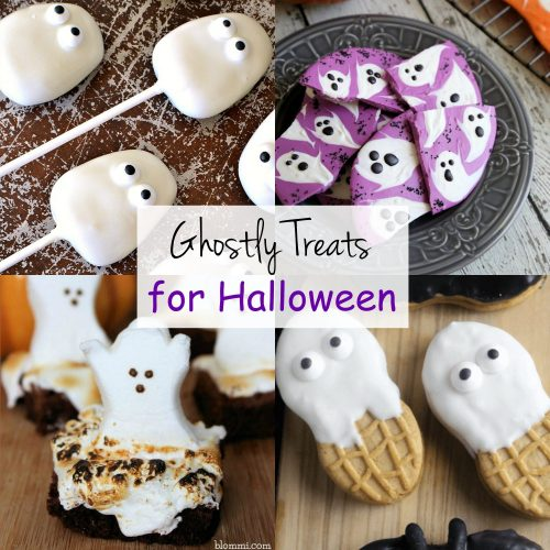 27 Ghostly Treats for Halloween