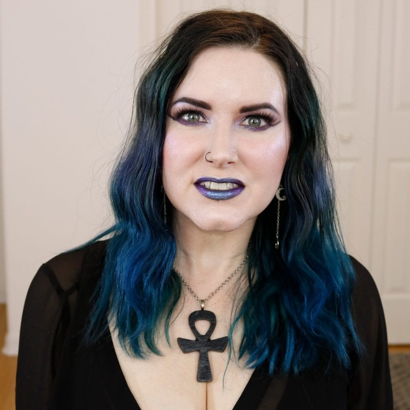 Cruelty-free Makeup Look with Fyrinnae, Stila, Viseart and Kat Von D