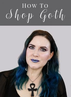 Gothic Clothing: How to Build a Goth Wardrobe #gothicfashion #goth #streetgoth #moderngoth #witchystyle