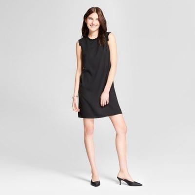 Eclair Ruffle Dress