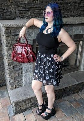 Summer Goth Spiked Demonia Sandals