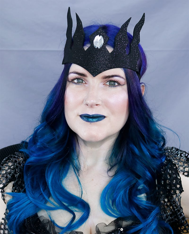 Dark Siren Makeup Tutorial