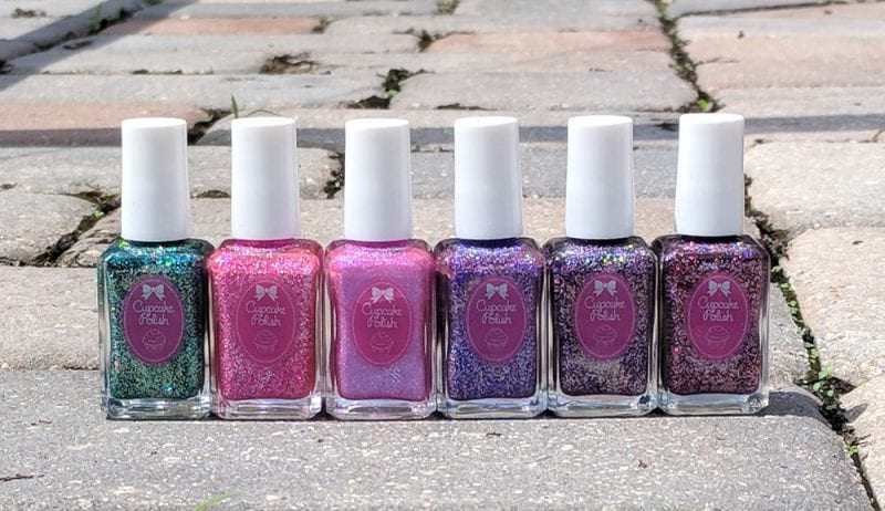 Cupcake Polish Nail Polish Swatches