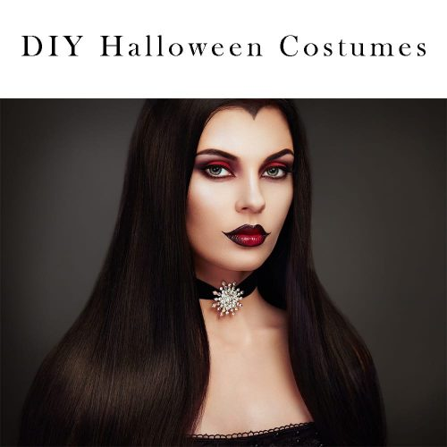 6 DIY Halloween Costumes You Can Make from Things You Already Have at Home