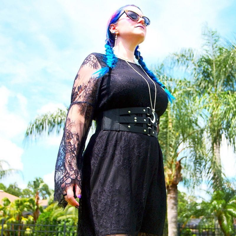 Gothic Clothing Inspiration - Florida Goth Witch