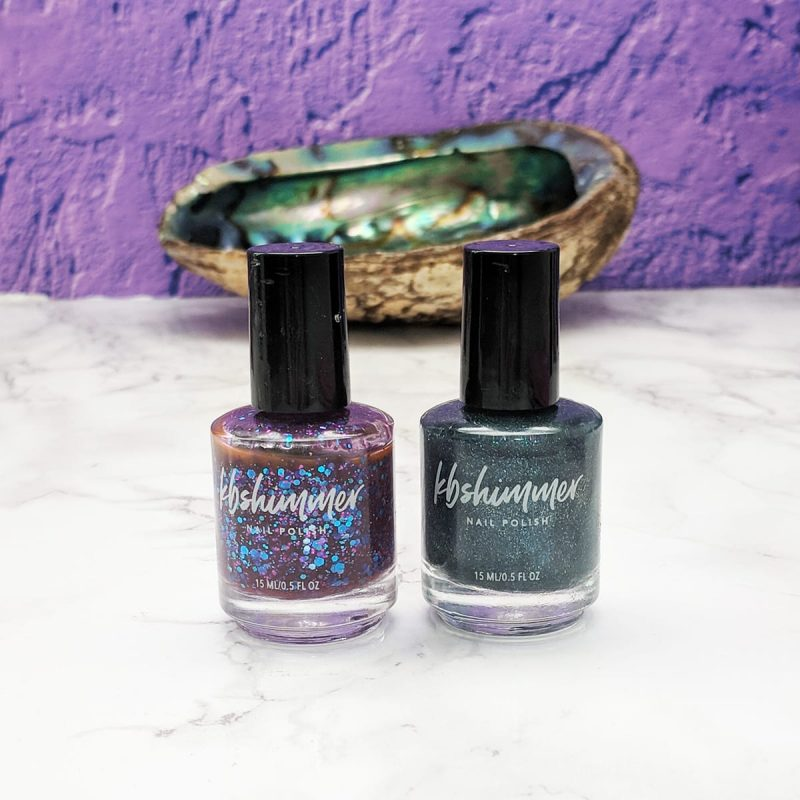 KBShimmer Throwback Collection