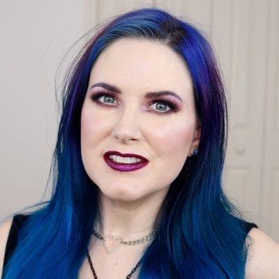 Wearing cruelty free makeup