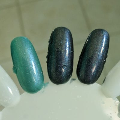 KBShimmer The One Soul Thermal Polish swatch