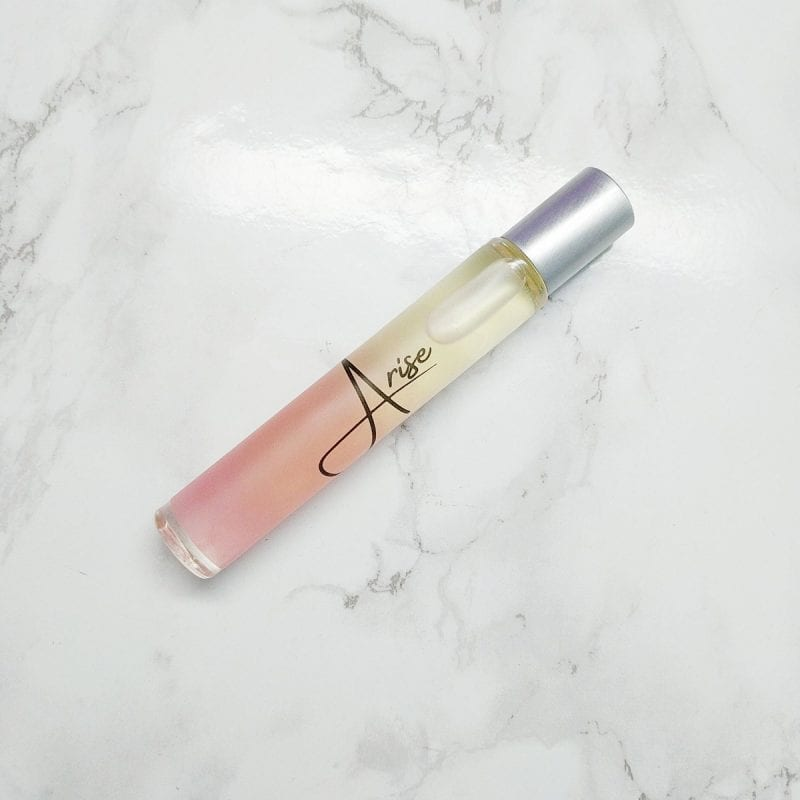 A Girl's Gotta Spa! Arise Perfume