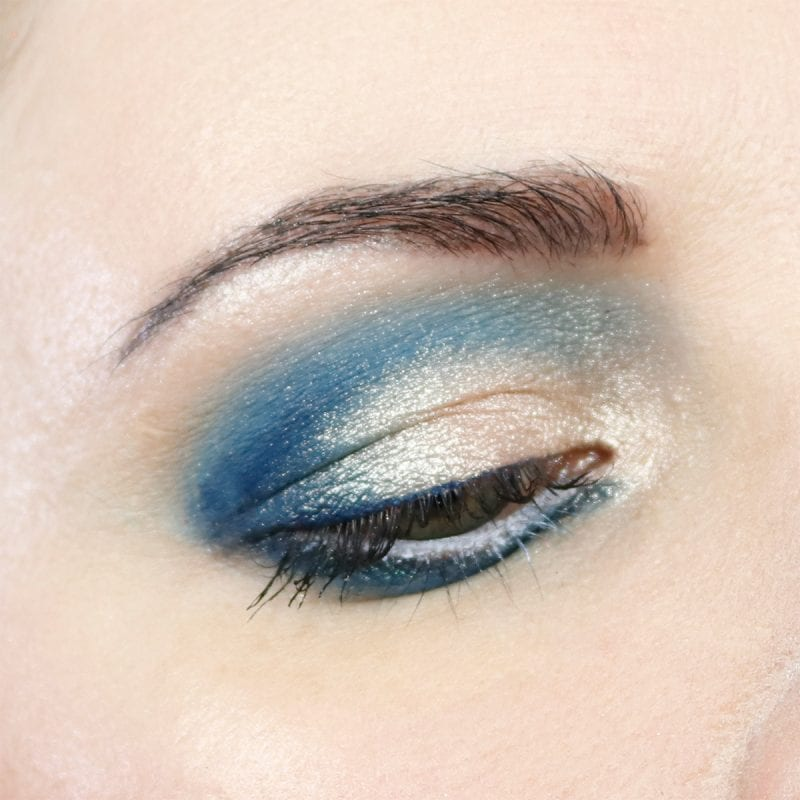 Cozzette Beauty eyeshadows in Jack, Dioptase, Halite, Transition