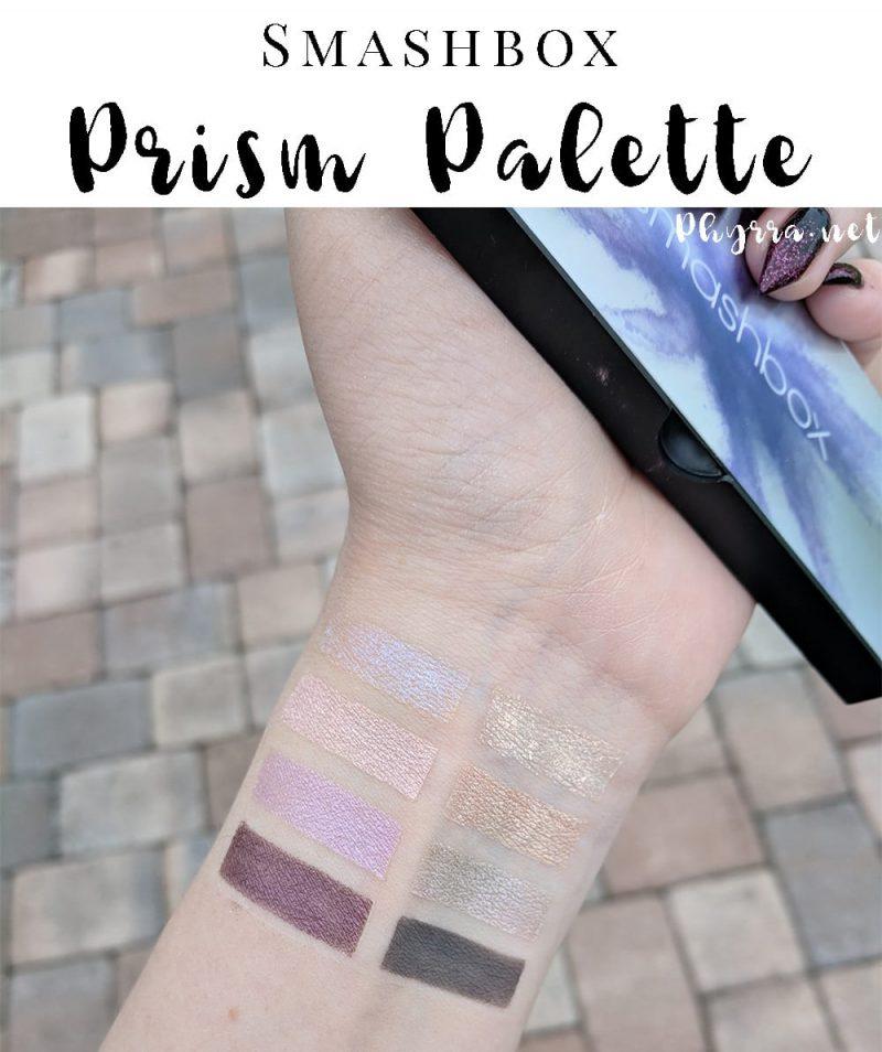 Smashbox Cover Shot Prism Eye Palette
