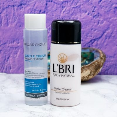 Nighttime Fall Skincare Routine for Dry Skin