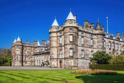 10 Must-See Sights in Scotland - Palace of Holyroodhouse