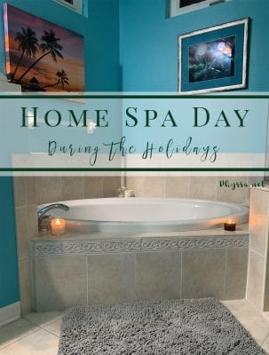 How to Have a Home Spa Day During the Holidays