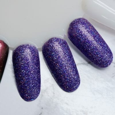 KBShimmer Best Witches swatch