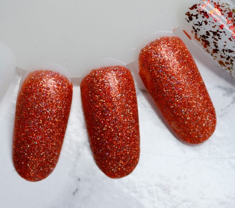 KBShimmer Here for the Boos swatch