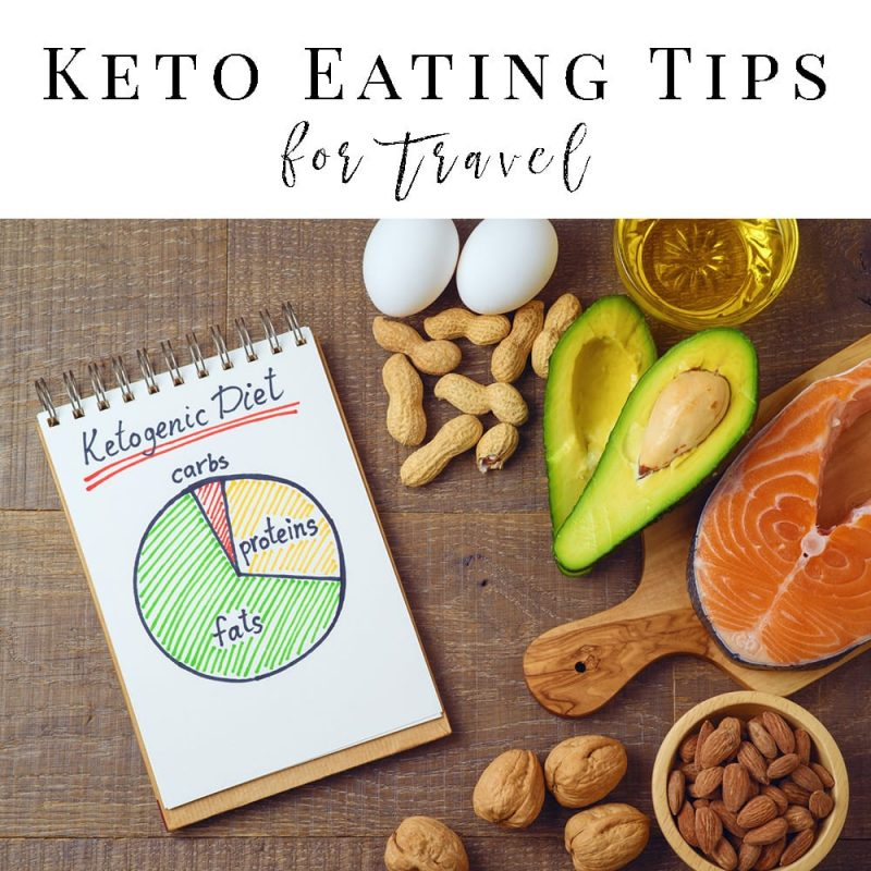 7 Tips for Eating Keto While Traveling