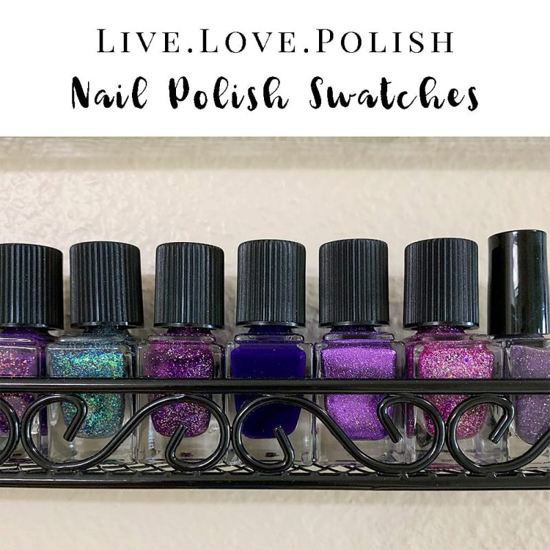 Live Love Polish Nail Polish Swatches