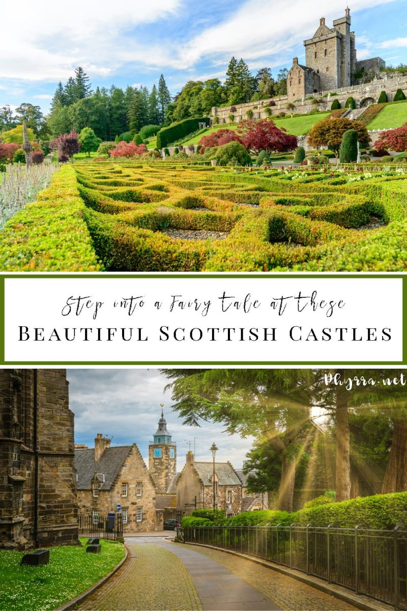 Step into a Fairy Tale at These Beautiful Scottish Castles