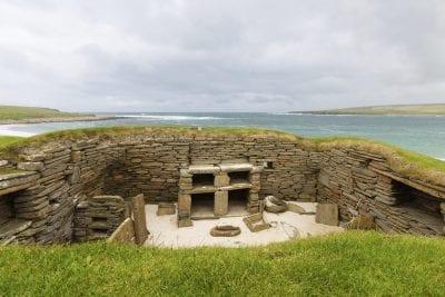 10 Must-See Sights in Scotland - Skara Brae Prehistoric Village