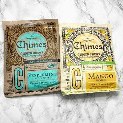 How to Have a Home Spa Day During the Holidays - Soothing Ginger Chews