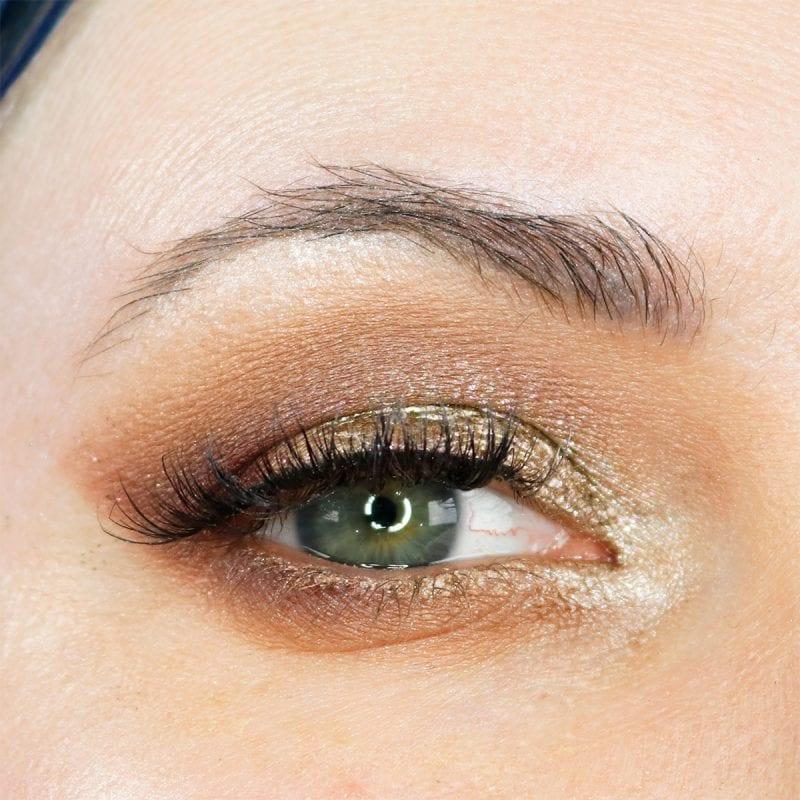 Natasha Denona Mini Lila Cruelty-Free Eyeshadow Tutoial