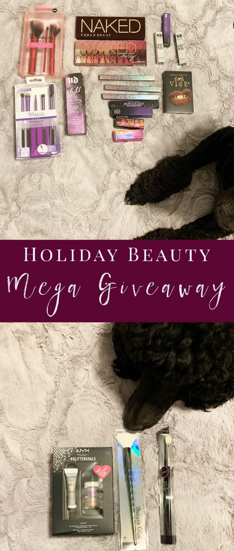 Holiday Beauty Mega Giveaway