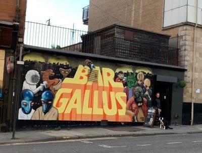 Glasgow Bars