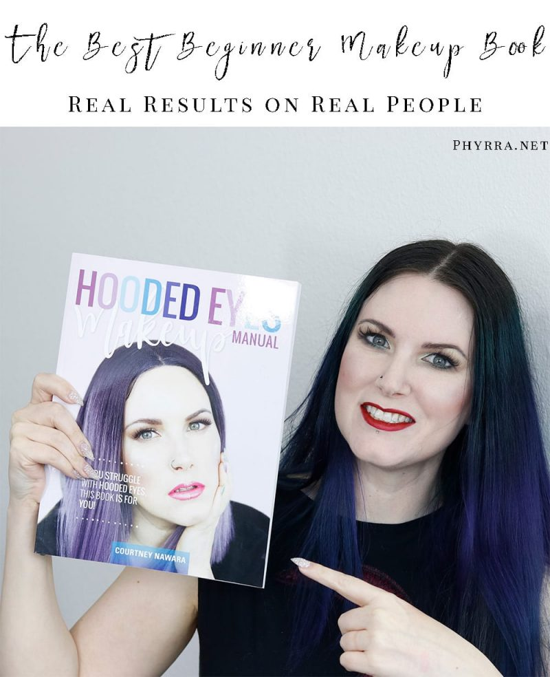 The best makeup book for people with hooded eyes.