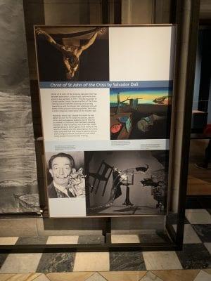 Salvadore Dali in Scotland