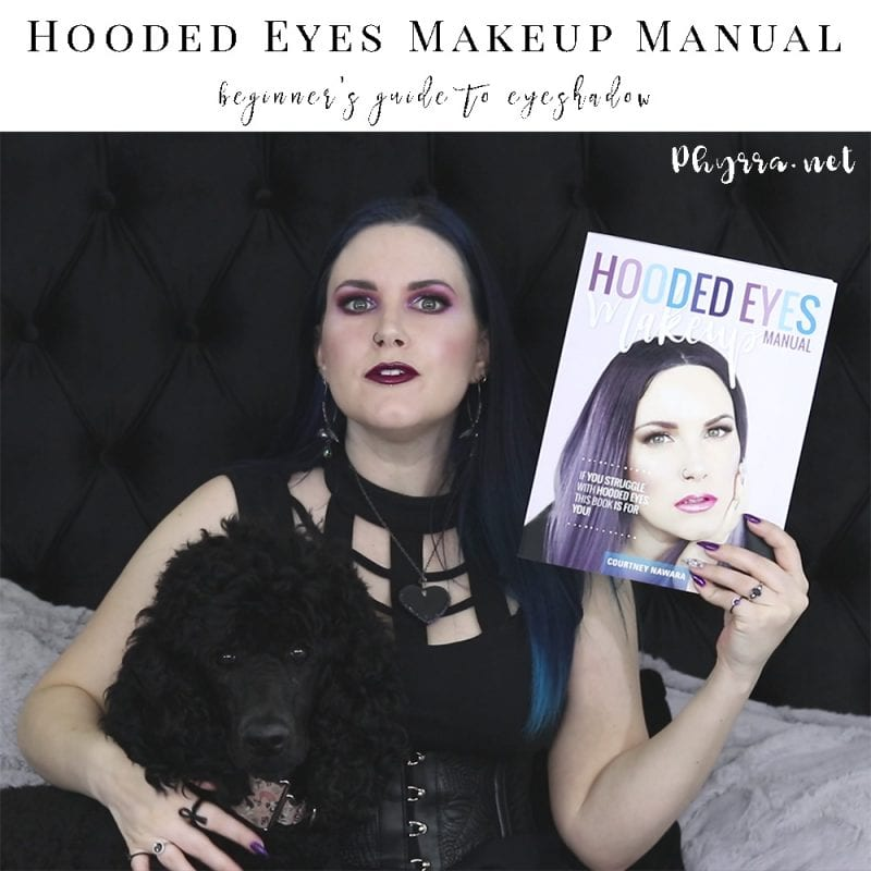 Hooded Eyes Makeup Manual is Available!