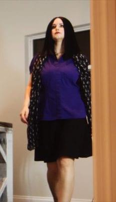 Office Goth Fashion