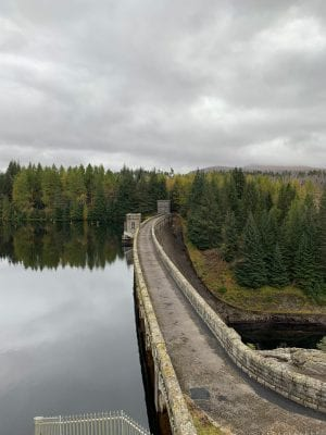 Scottish Dam