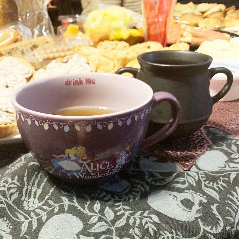 Chai and Chamomile Teas
