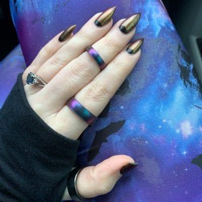 Enso Mermaid Rings