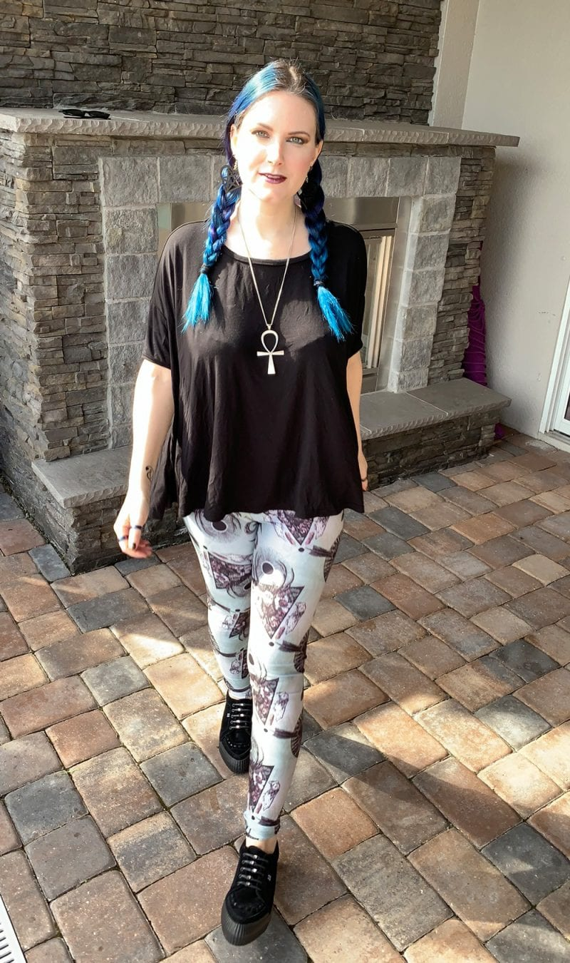 Casual Gothic Fashion Inspiration