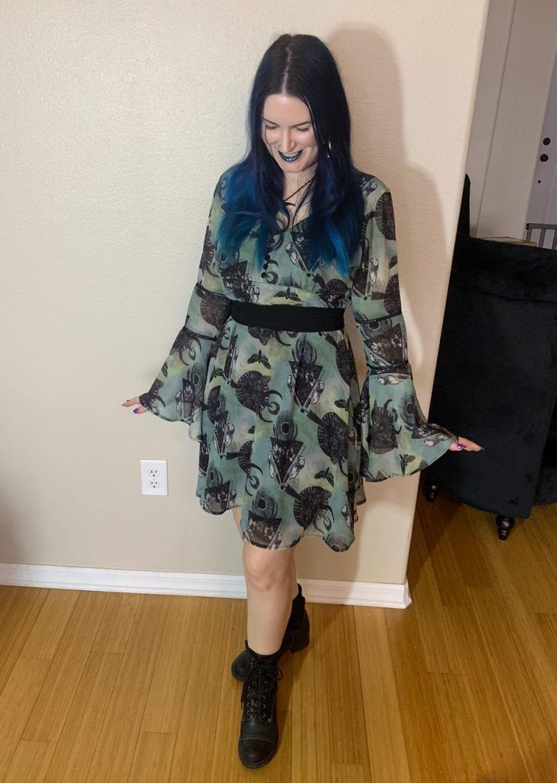 Perky Goth