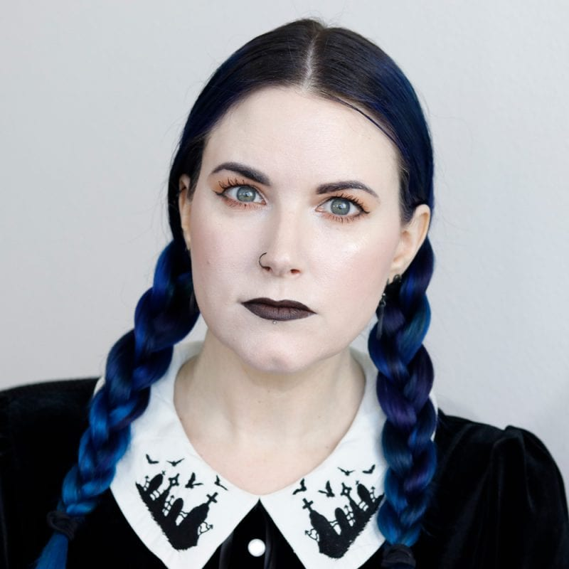 Everyday Gothic Makeup Tutorial