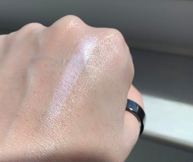 Danessa Myricks Prism FX Hydrating Lotion swatch