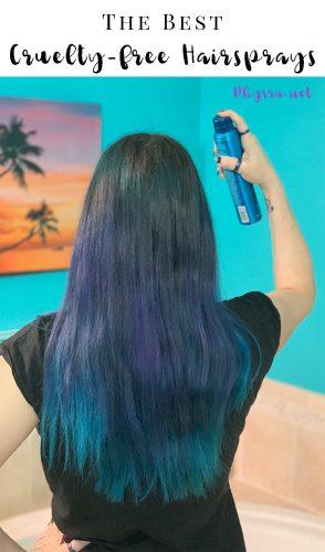 Best Cruelty-Free Hairsprays