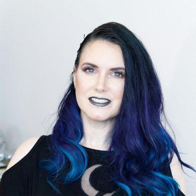 Courtney Nawara, author of Hooded Eyes Makeup Manual
