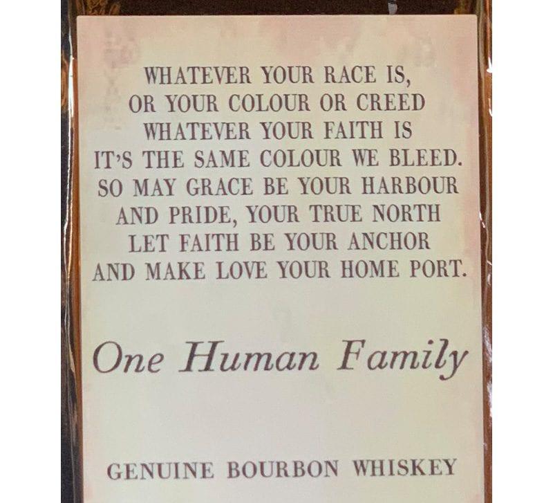 Key West Smuggler Company Bourbon Whiskey