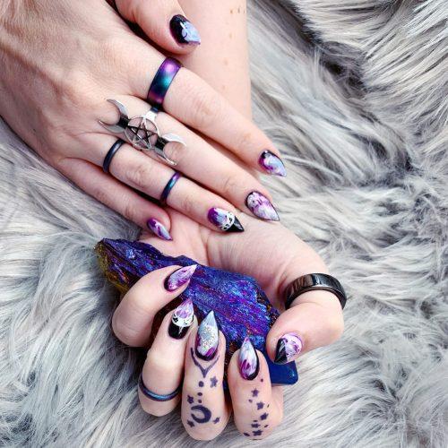 Kiara Sky Gel Nail Polish Manicure