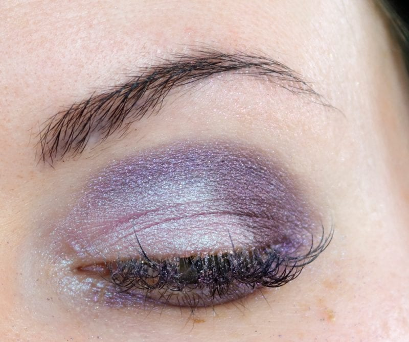 Urban Decay Game of Thrones Eyeshadow Palette Makeup Inspiration