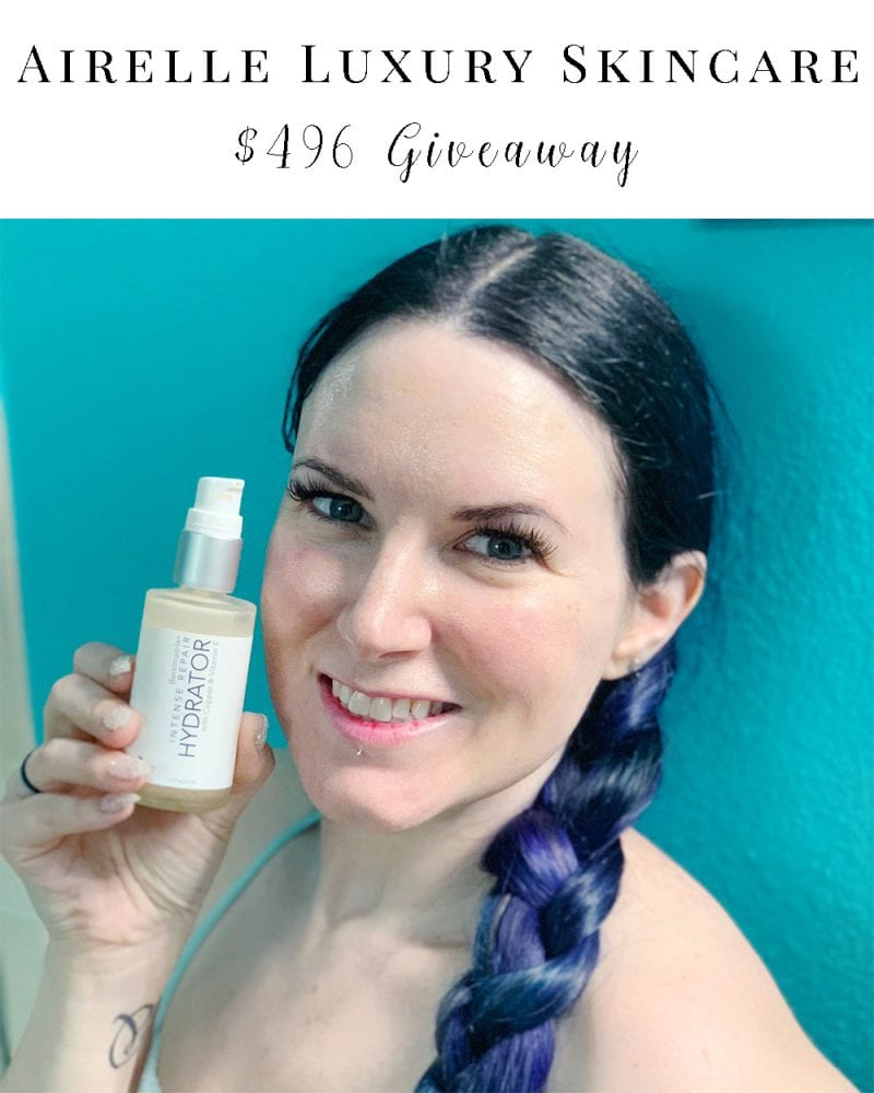 Airelle Luxury Anti-Aging Skincare Giveaway