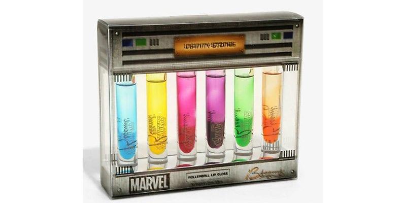 Besame Marvel Avengers Lip Glosses