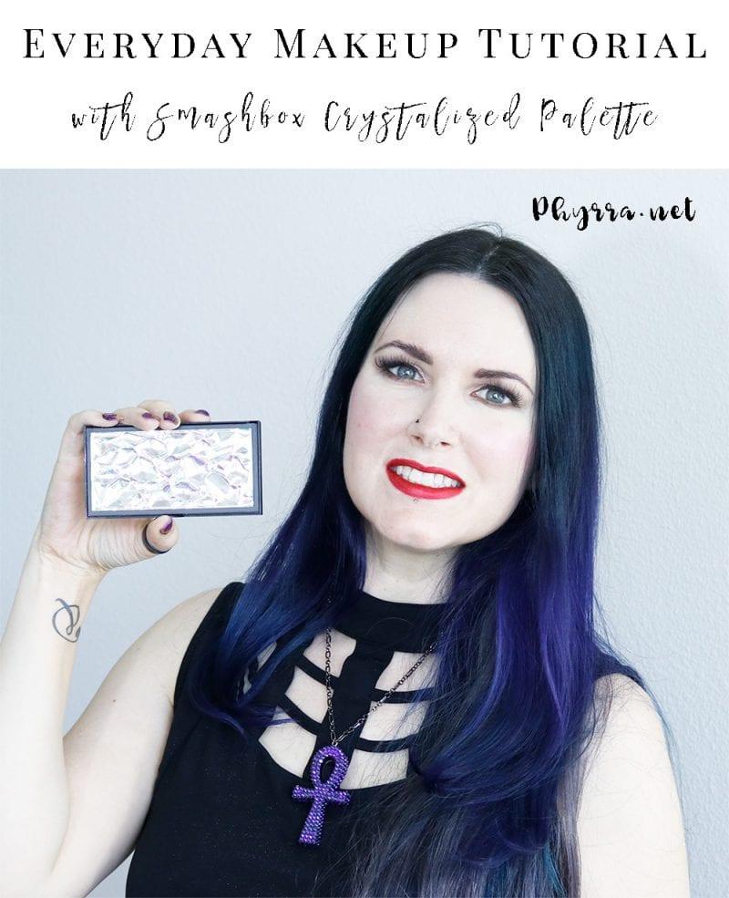 Everyday Makeup Tutorial with Smashbox