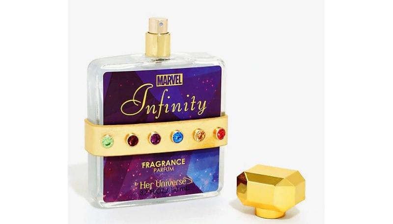 Marvel Infinity Wars Perfume