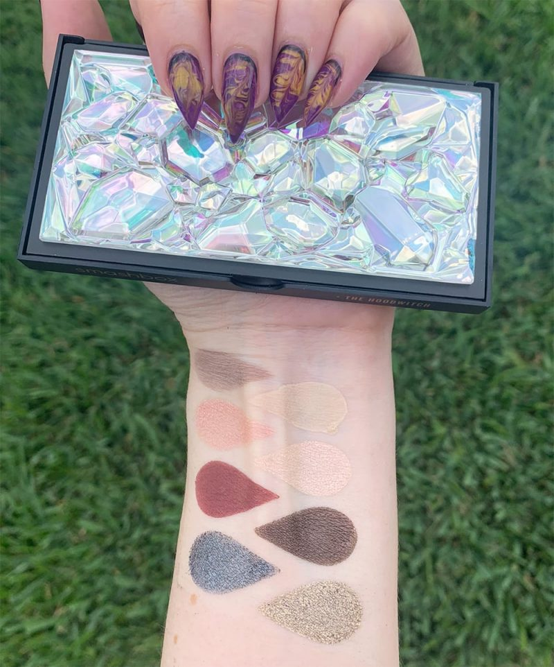Smashbox Crystalized Cover Shot Palette Review