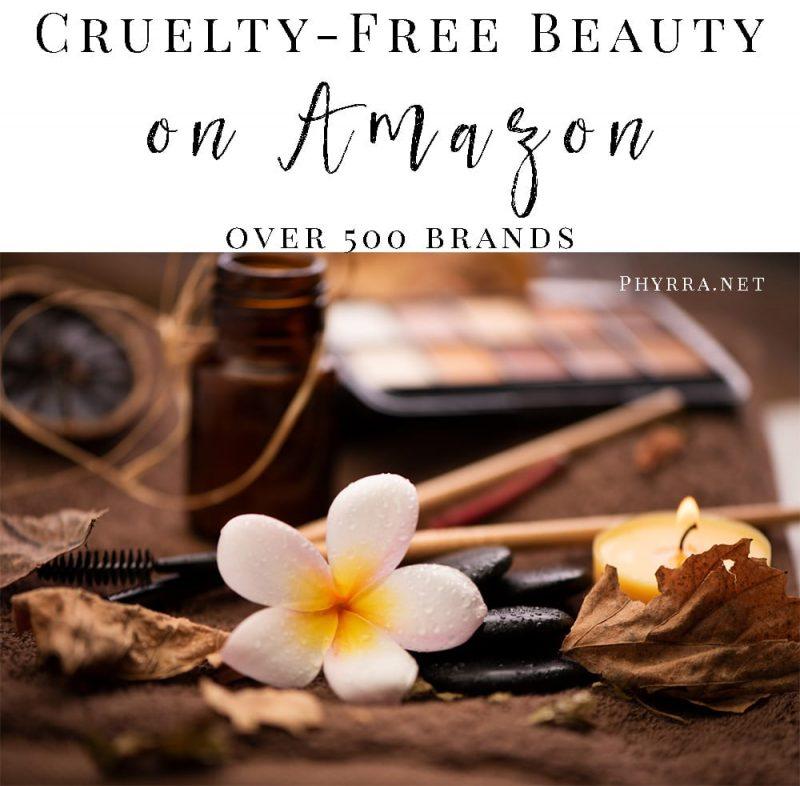 Cruelty-free Beauty Brands on Amazon